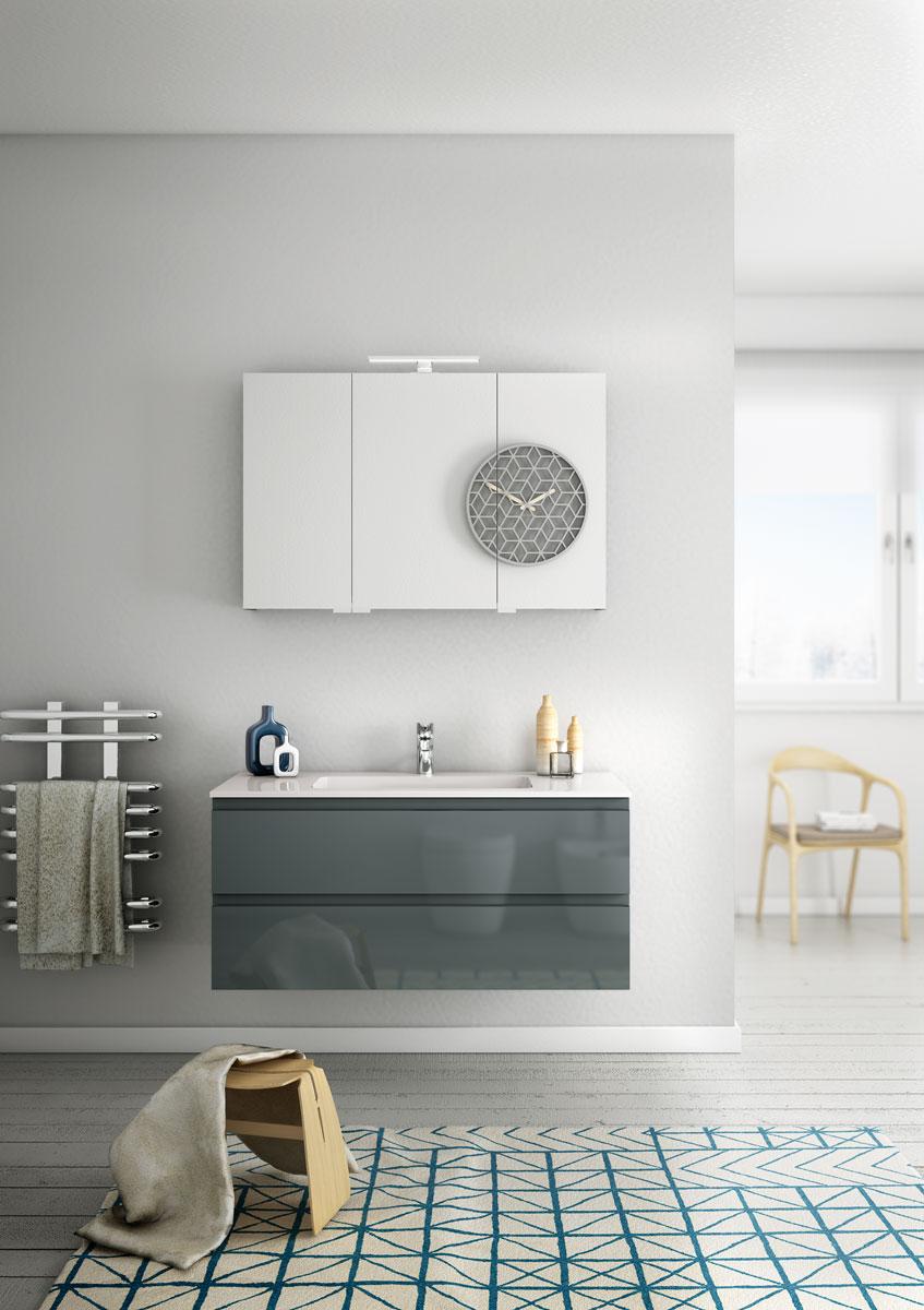 Mobile PuntoTre mod. FLASH – Maffizzoli Arredo bagno ...